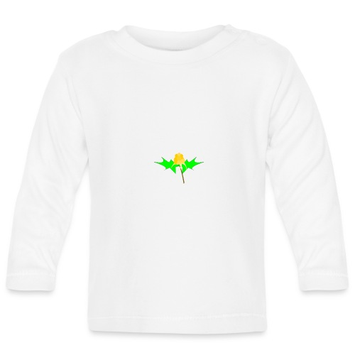 cloudberry - Baby Long Sleeve T-Shirt