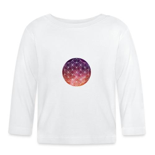 FlowerOfLife Warm - T-shirt
