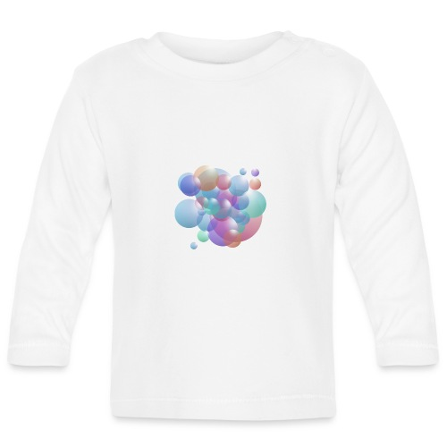 bubble - Baby Langarmshirt