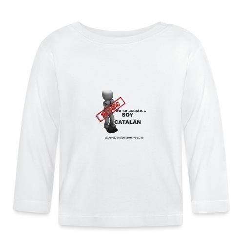 NO PANIC - Camiseta manga larga bebé