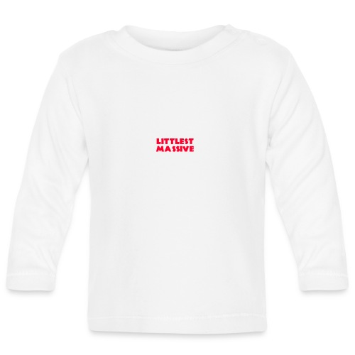 littlest-massive - Baby Long Sleeve T-Shirt