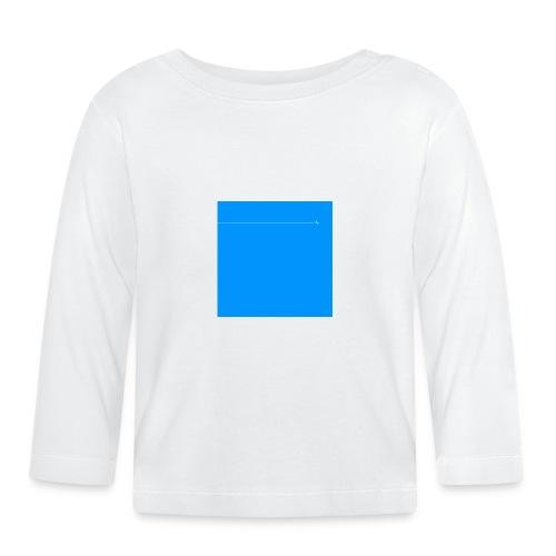 sklyline blue version - T-shirt manches longues Bébé