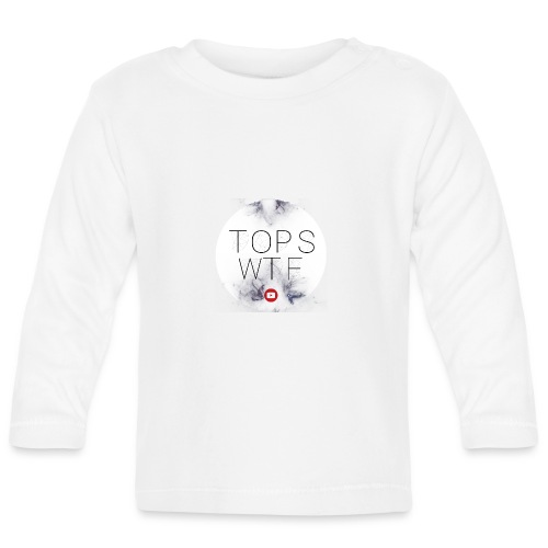 Official TOPS WTF T-Shirt - Baby Long Sleeve T-Shirt
