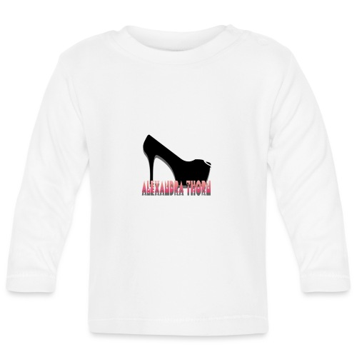 high heel floral - T-shirt