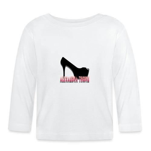 female basic shirt high heel floral - T-shirt