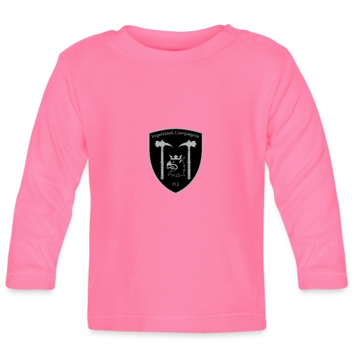 Kompanim rke 713 m nummer gray ai - Långärmad T-shirt baby