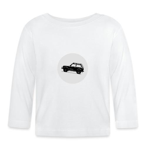 Lada Niva Kreis - Baby Langarmshirt