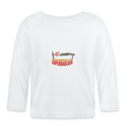 BRINGBADLUCK - Maglietta a manica lunga per bambini