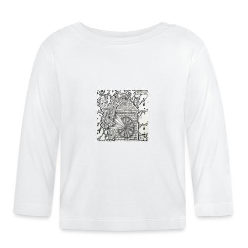 Brain Ache - Baby Long Sleeve T-Shirt