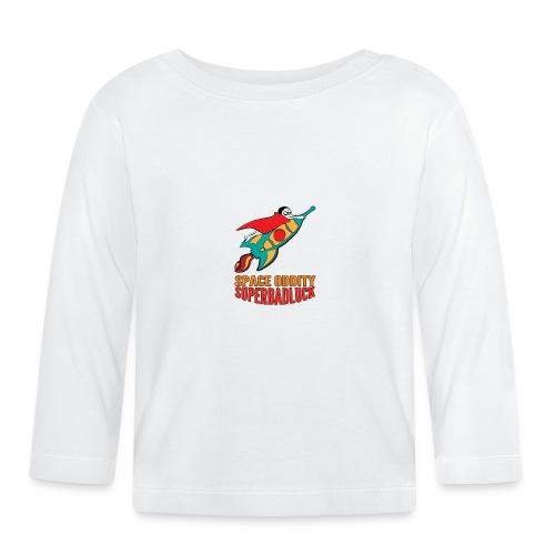 superbadluck - SPACEODDITY - Maglietta a manica lunga per bambini