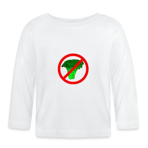 no broccoli allowed - Baby Long Sleeve T-Shirt