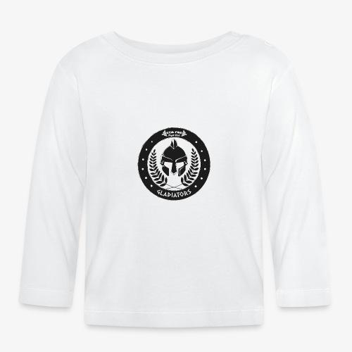 GYMPUR-LOGO-Gladiators - Baby Long Sleeve T-Shirt
