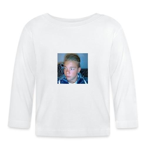 Fan Tröja - Långärmad T-shirt baby