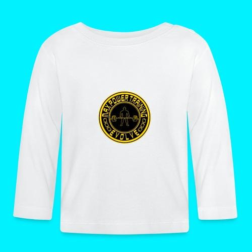 logo_original.png - Maglietta a manica lunga per bambini