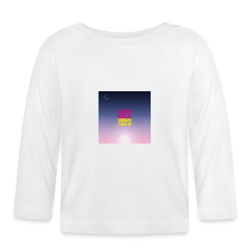 T-shirt dam Skärgårdsskrattet - Långärmad T-shirt baby
