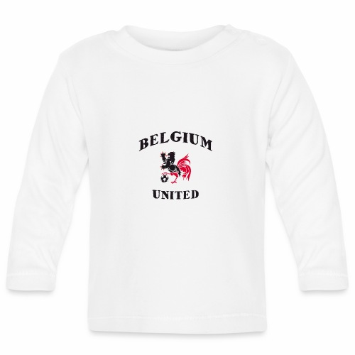 Belgium Unit - Baby Long Sleeve T-Shirt