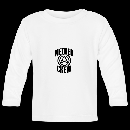 Nether Crew Classic T-shirt - Maglietta a manica lunga per bambini