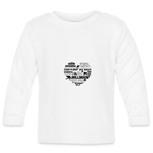 Legend_-_Drogheda2 - Baby Long Sleeve T-Shirt