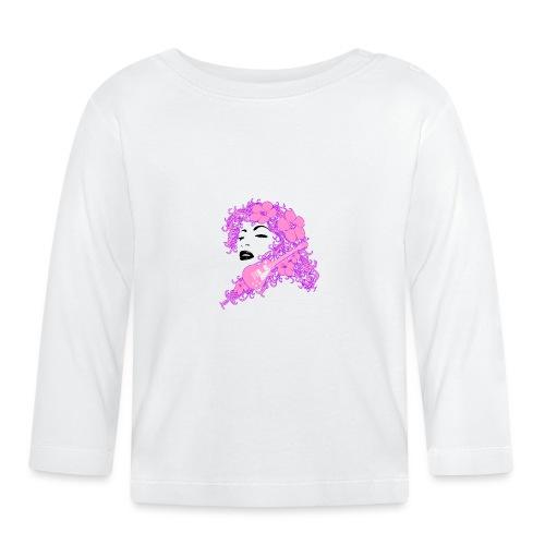 Lady Flo - Maglietta a manica lunga per bambini