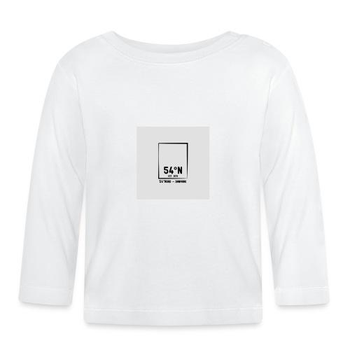 54°Nord square t-shirt edt.3 - Langærmet babyshirt
