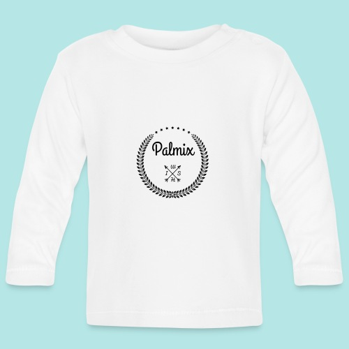 Palmix cup - Baby Long Sleeve T-Shirt