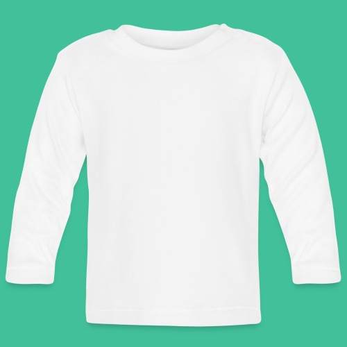 Velo Icon - Charcoal Clr - Baby Long Sleeve T-Shirt