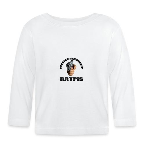 pirate reconnait Ratpis - T-shirt manches longues Bébé