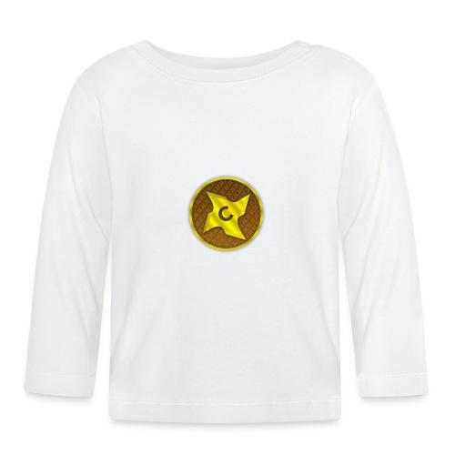 creative cap - Langærmet babyshirt