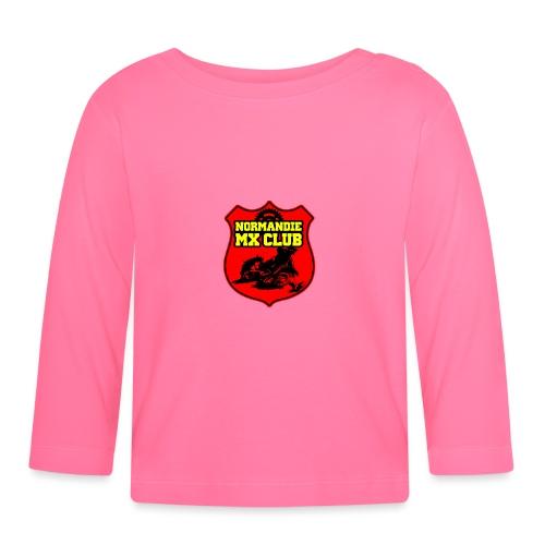 Casquette Normandie MX Club - T-shirt manches longues Bébé