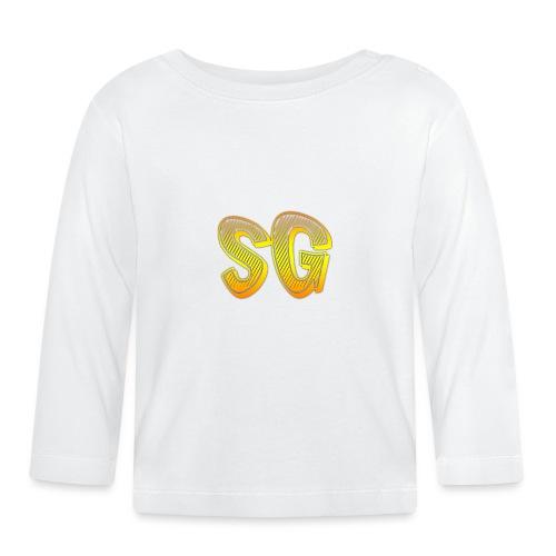 SG Bambino - Maglietta a manica lunga per bambini