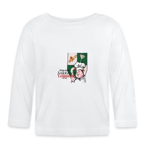 Leipomo - Vauvan pitkähihainen paita
