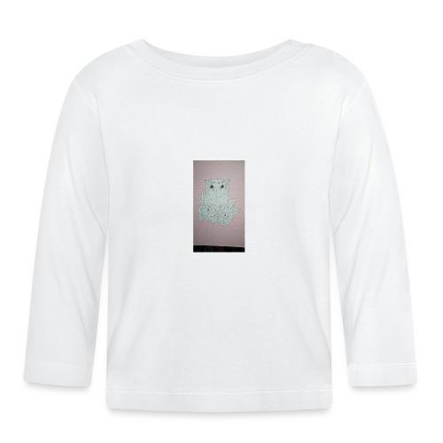 bird - Camiseta manga larga bebé
