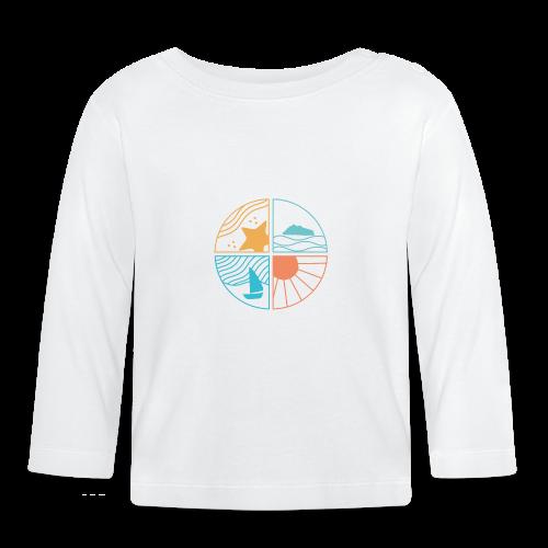 Anagrama - Camiseta manga larga bebé