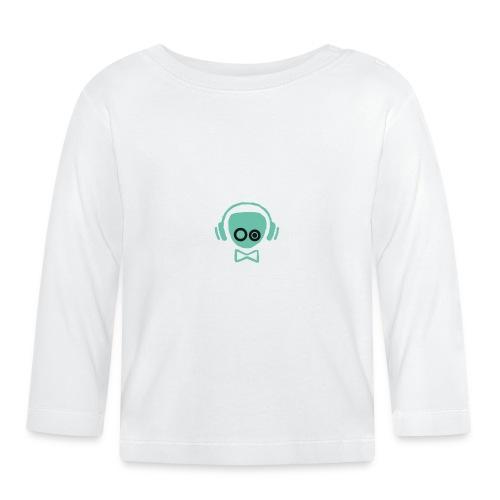 Gamer Design - Langærmet babyshirt
