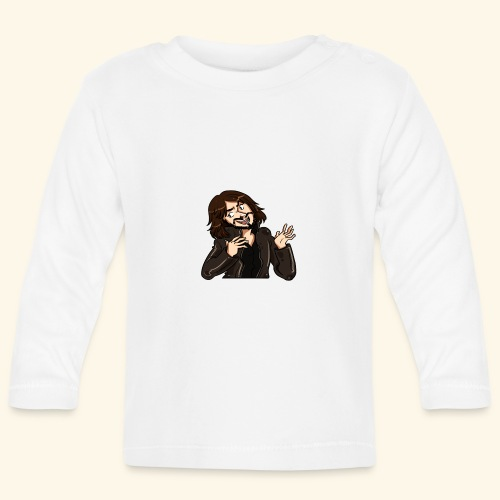 LEATHERJACKETGUY - Baby Long Sleeve T-Shirt
