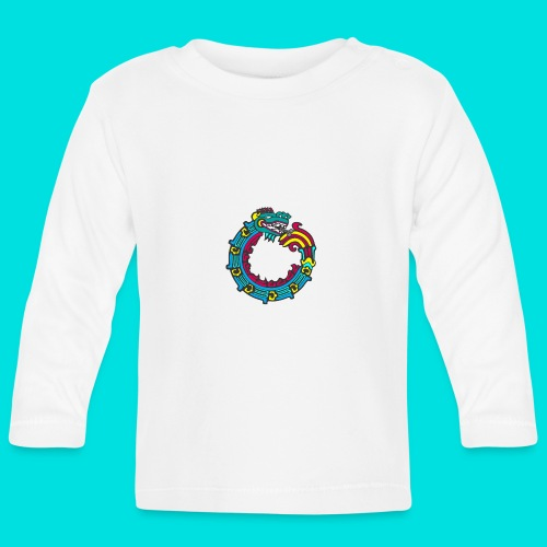 aztek - Camiseta manga larga bebé