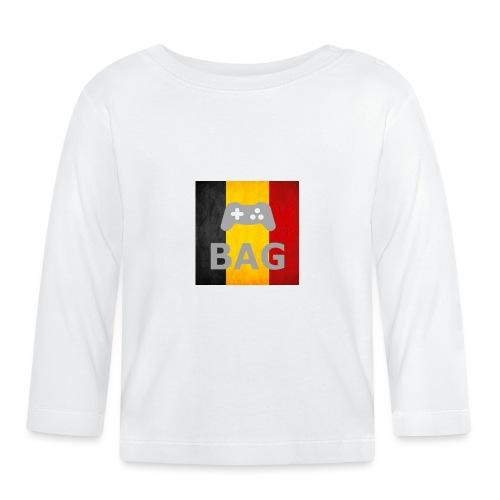 BelgiumAlpha Games - Baby Long Sleeve T-Shirt