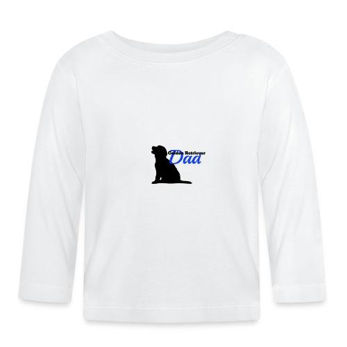 Golden_Retriever - Maglietta a manica lunga per bambini