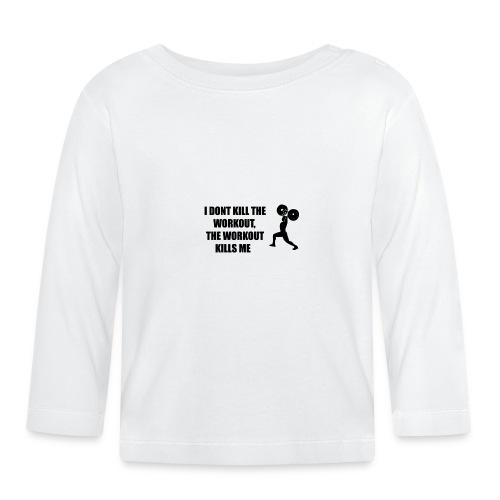 oioi - Baby Long Sleeve T-Shirt