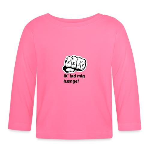 BEJY SHOP - Langærmet babyshirt