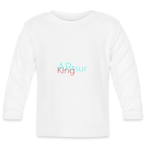 ARtsurKing Logo - Baby Long Sleeve T-Shirt