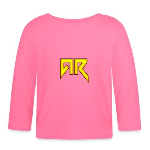 logo_trans_copy - Baby Long Sleeve T-Shirt
