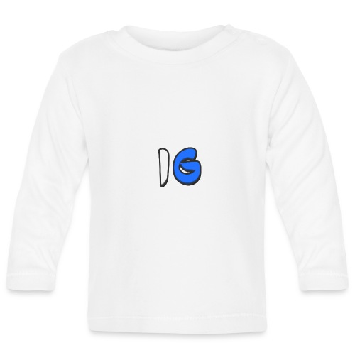 Offical Coloured Design - Baby Long Sleeve T-Shirt