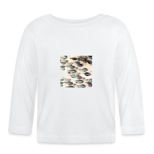 Poissons - T-shirt manches longues Bébé
