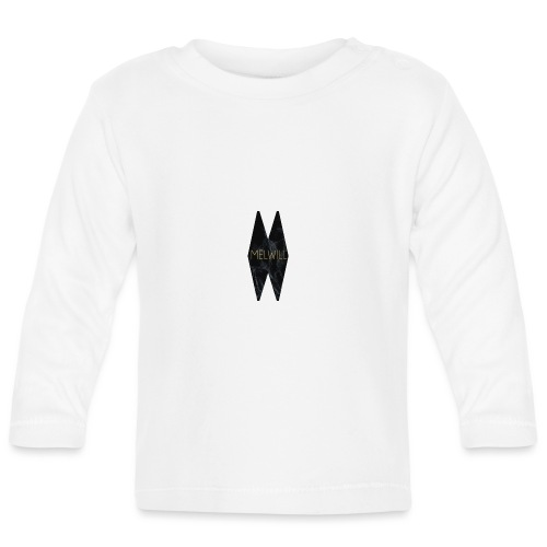 MELWILL black - Baby Long Sleeve T-Shirt