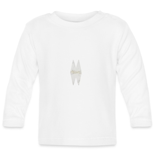 MELWILL white - Baby Long Sleeve T-Shirt