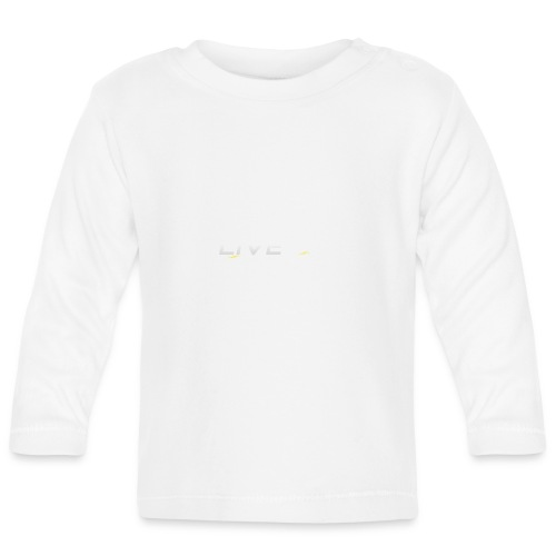 YT_Watermark - Baby Long Sleeve T-Shirt