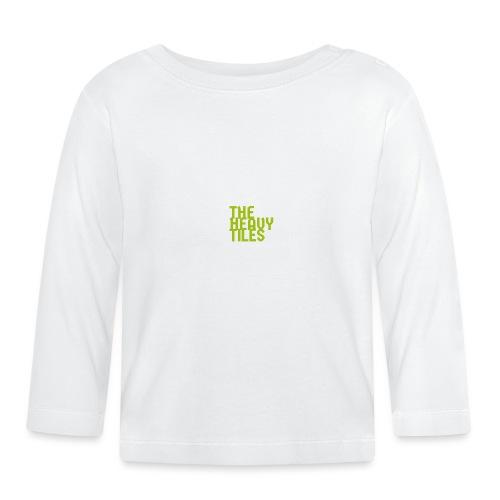 the heavy tiles green collection - Maglietta a manica lunga per bambini