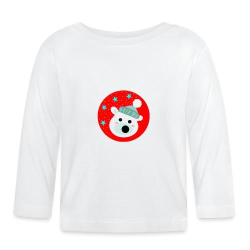 Winter bear - Baby Long Sleeve T-Shirt
