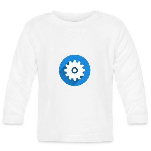 Caneca Canal LM Tutors - Baby Long Sleeve T-Shirt
